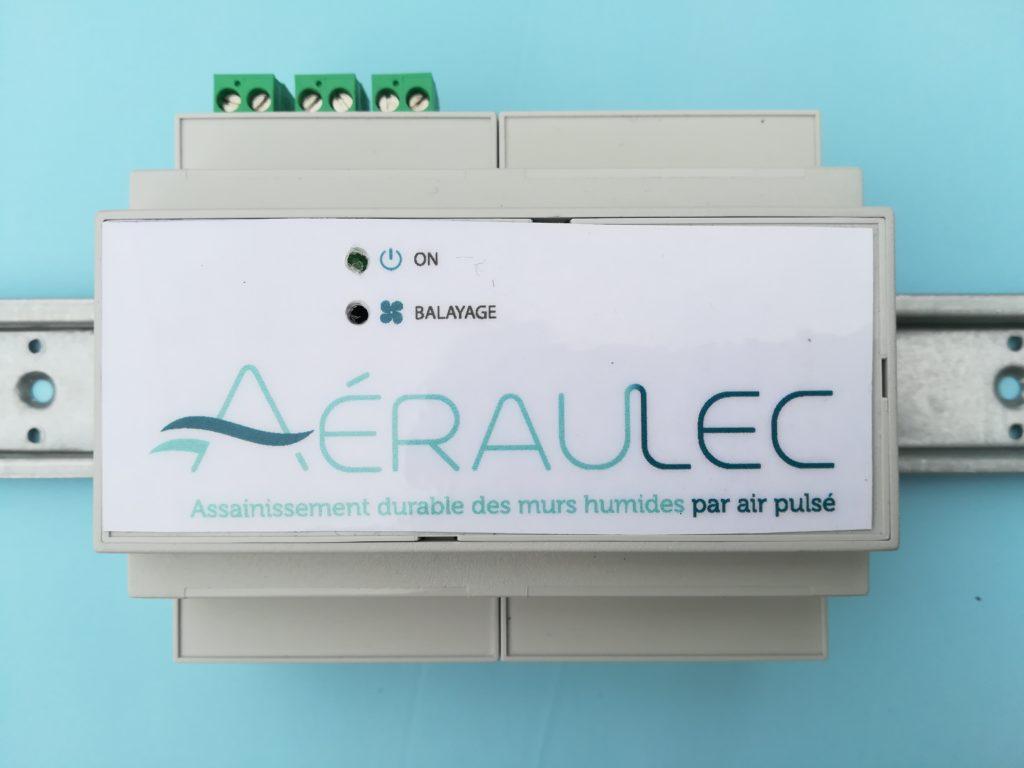 boitier Aéraulec